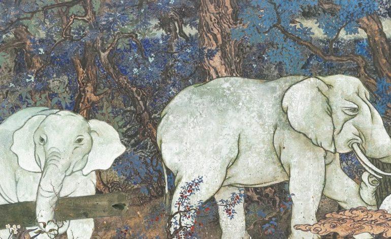 """Pera Müzesi, Çin Güncel Sanatından  Önemli Bir Kesiti İstanbul'a Taşıyor!  """"Mürekkepten"""""""