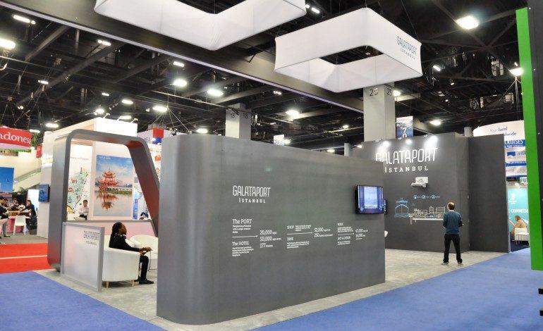 Galataport İstanbul, Miami'de kruvaziyer sektörünün dünya devleriyle buluştu