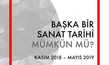 """Sanat Tarihi Seminerleri Nisan ayında da devam ediyor;  """"Güncel Sanatta Kanon ve Temsil"""""""