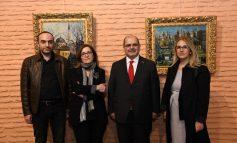 Türk resim sanatının duayenleri 'VakıfBank Sanat Koleksiyonu 65. Yıl' sergisinde