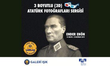 FMV Galeri Işık'tan, 19 Mayıs'ın 100. yılına özel sergi