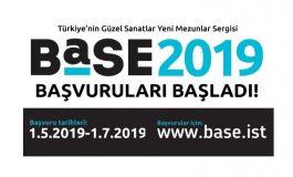 Türkiye'nin Güzel Sanatlar yeni mezunlar sergisi BASE'in 2019 başvuruları başladı