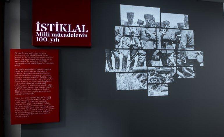İstanbul ve Ankara'daki İstiklal Sergileri 19 Mayıs'ta 20.00'ye kadar ziyarete açık