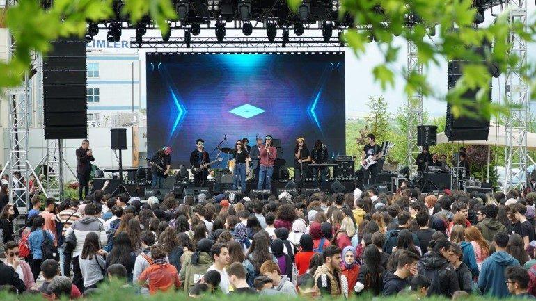 İstanbul Okan Üniversitesi Kariyer Fest'e rekor katılım!