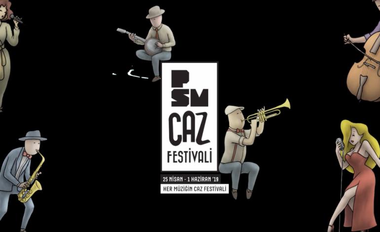 PSM Caz Festivali Anneler Günü'nde Sanatçılar Parkı'na Uğruyor