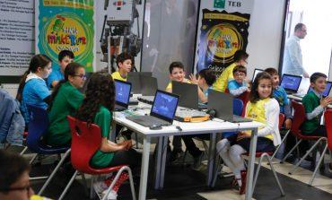 """TEB, """"Minik Maker'lar İş Başında"""" projesiyle 1000 çocuğa maker eğitimi verdi"""