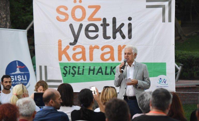 İstanbul'un En Kapsamlı Mahalle Meclisleri Şişli'de Düzenlendi