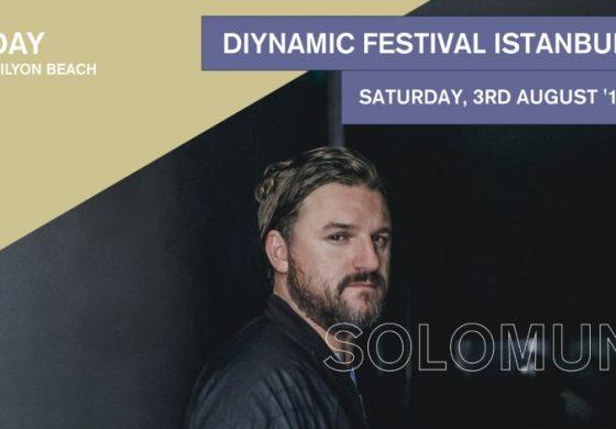 Diynamic Festival, Isolate İstanbul Organizasyonu ve Limits Off Sponsorluğunda Yeniden İstanbul'da!