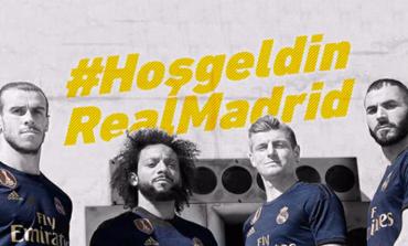 TikTok'un Real Madrid'i karşılamak için düzenlediği #HoşgeldinRealMadrid kampanyası, 51 buçuk milyondan fazla görüntülendi