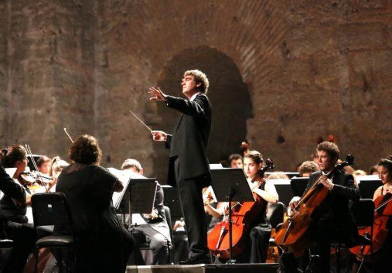 Türkiye Gençlik Filarmoni Orkestrası 21-22 Temmuz Tarihlerinde İş Sanat Konser Salonu'nda