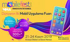 Dünyanın İlk Mobil Uygulama Fuarı İstanbul'da Yapılacak