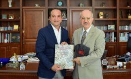 ABD'nin İlk Türk Belediye Başkanı İTÜ'de