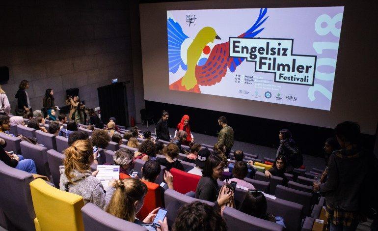 Engelsiz Filmler Festivali 7. Kez Sinemaseverlerle Buluşuyor