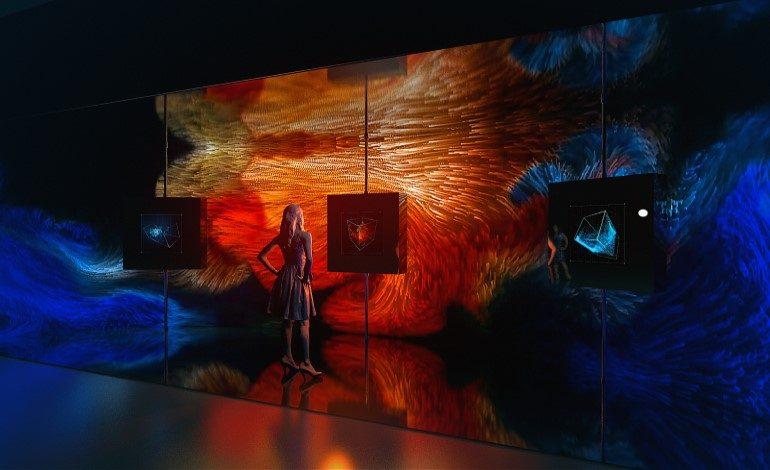 Siemens Ev Aletleri'nden Contemporary Istanbul'a özel dijital sanat eseri