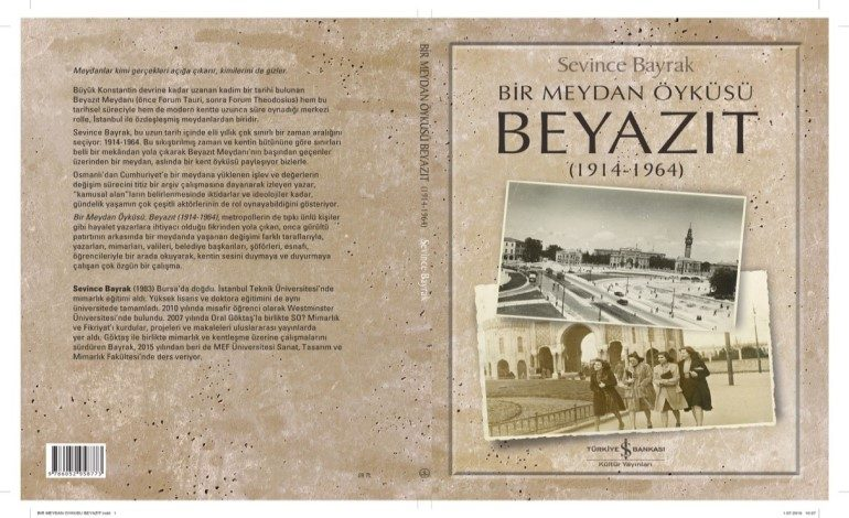 İstanbul'un kadim meydanının öyküsü Beyazıt