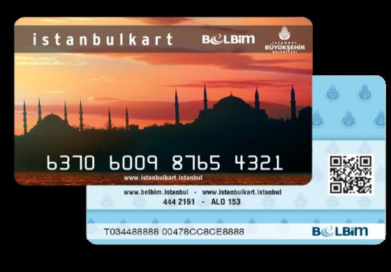 İstanbulkart, alışverişlerde temassız ödeme imkanı sunuyor