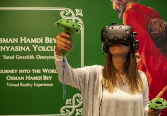 VR Teknolojisi ile Kaplumbağa Terbiyecisi'nin İçine Girin!