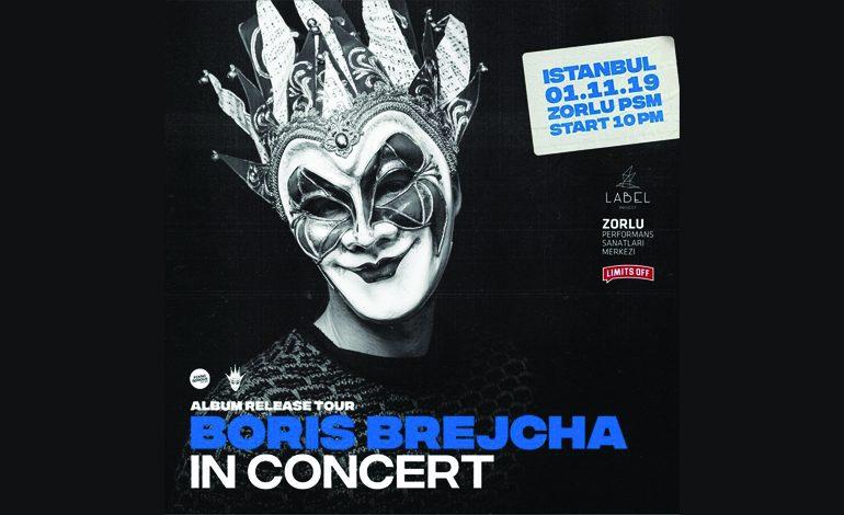 Minimal Techno'nun kurucusu Boris Brejcha İstanbul'da Müzikseverlerle Buluşacak