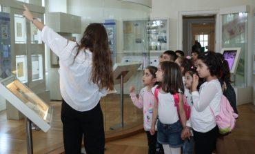 Türkiye İş Bankası Müzesi atölyelerinde 100 binden fazla öğrenciyi ağırladı