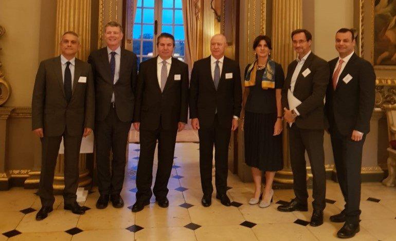 Chatham House – Koç Holding Yuvarlak Masa Toplantısı Üçüncü Kez Gerçekleşti