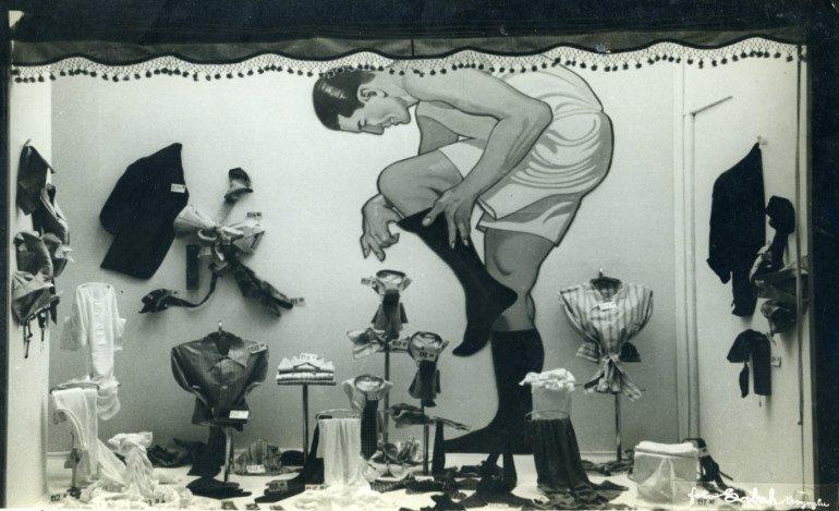 Mutluluk Resimlerimiz sergisi paralelinde Gökhan Akçura'dan vitrinler üzerine konuşma