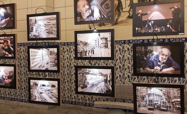 Ara Güler, Tünelde Fotoğrafseverleri Bekliyor