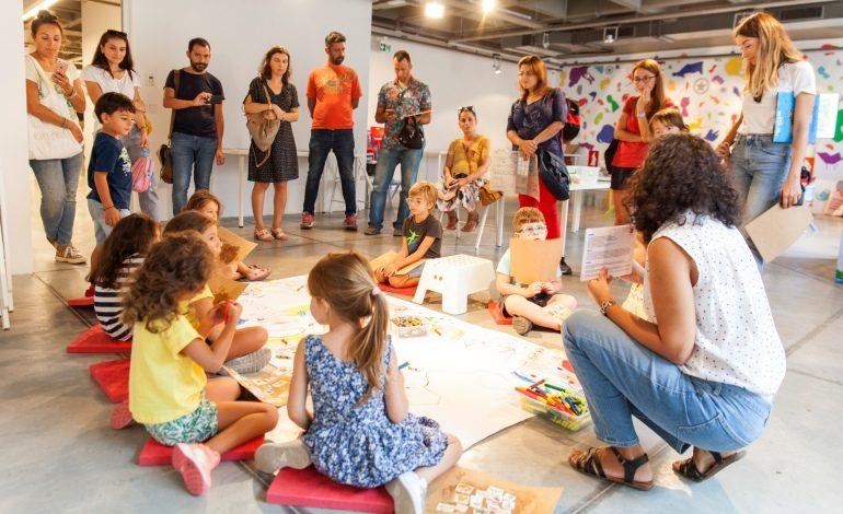 Masal Haritaları Atölyesi çocuk ve ebeveynleri bekliyor