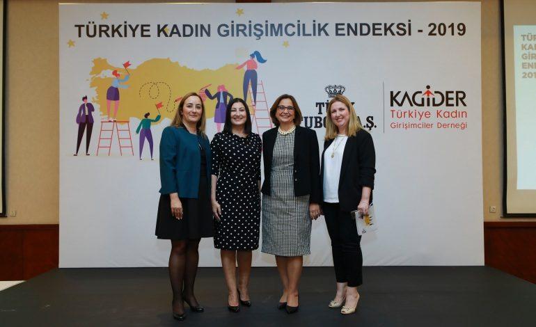 Türkiye'nin ilk kadın girişimcilik araştırması sonuçlandı