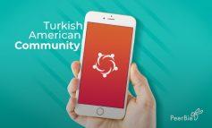 Göçmenlere özel yeni mobil uygulama:  PeerBie Türk - Amerikan Topluluğu uygulaması