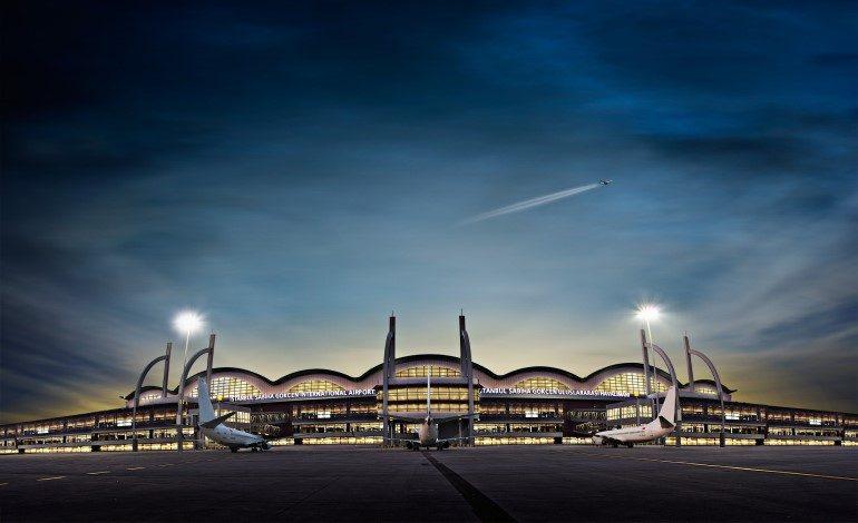 İstanbul Sabiha Gökçen Terminal Binası 10 Yaşında