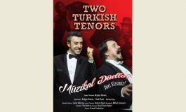 Müzikal Düello Two Turkish Tenors 8 Ekim Salı Trump Kültür ve Gösteri Merkezi'nde