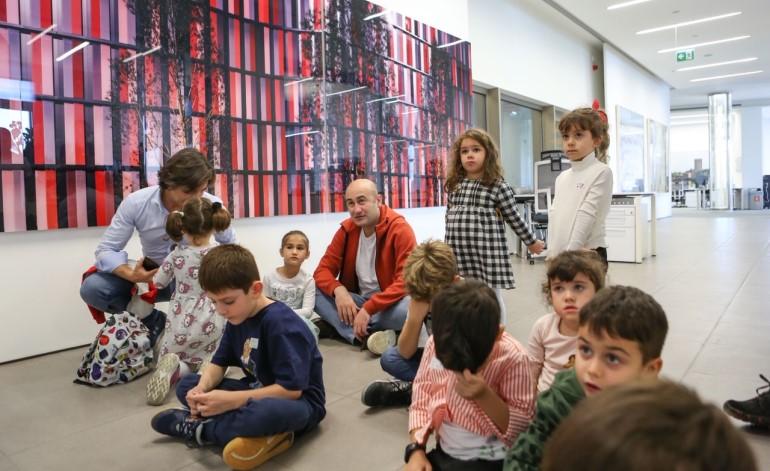Bahçeşehir Kolejinin Borusan Contemporary Çocuk Atölyeleri 9 Kasım'da Başladı
