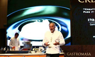 Gastronominin dünya starları 30 Kasım'da Gastromasa'da