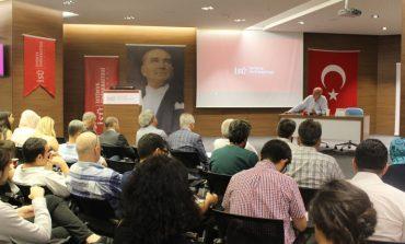 """""""İSÜ-Richard Falk Seminerleri"""": İran Devrimi-Arap Baharı-Suriye ve Batı"""
