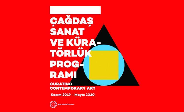 """Akbank Sanat """"Çağdaş Sanat ve Küratörlük"""" Seminer Programı"""