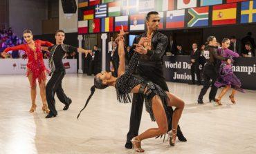 BİLGİ Dans Sporu (LT&ST) Türkiye Şampiyonası'nda büyüleyen performanslar