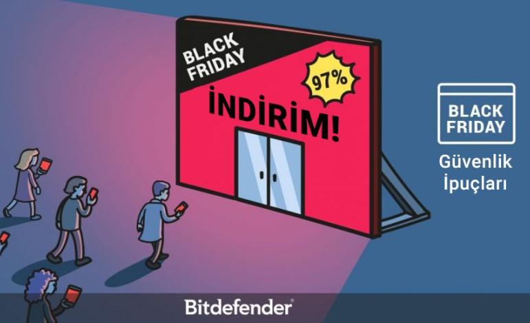 Black Friday Alışverişinde Güvenliğiniz İçin Sanal Kart Kullanın!