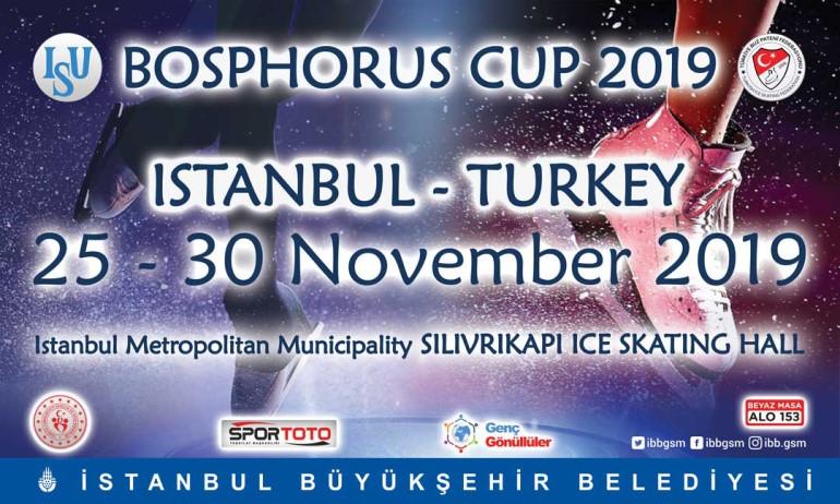 İBB, Bosphorus Cup'a Ev Sahipliği Yapacak