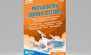 Drone Festivali Üsküdar'da Düzenleniyor