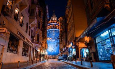 Galata Kulesi Diyabete Dikkat Çekmek İçin Mavi Renge Bürünecek