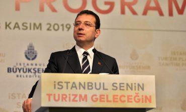 """İmamoğlu, """"İstanbul Turizm Platformu'nu Tanıttı: """"Yap-Boza İzin Vermeyip, Şehre İhaneti Önleyeceğiz"""""""