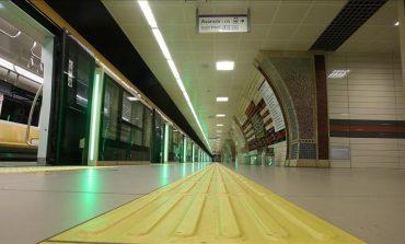 Mecidiyeköy-Mahmutbey Metrosunda Test Sürüşleri Devam Ediyor