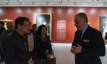 Pera Müzesi, Tayland Başbakan Yardımcısı'na İlham Kaynağı Oldu
