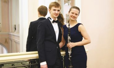 """Boğaziçi Üniversitesi Albert Long Hall Klasik Müzik Konserleri'nde """"WEBER DUO"""