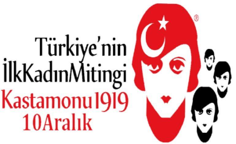 Türkiye'nin İlk Kadın Mitingi 100 Yaşında