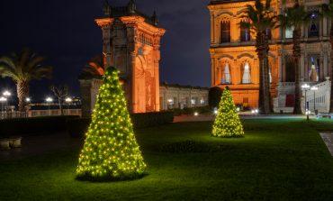 Çırağan Sarayı'ndan İhtişamlı Noel ve Yılbaşı Kutlamaları