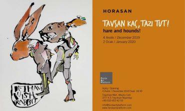 """Ferda Art Platform""""un Teşvikiye'deki Yeni Galerisi HORASAN Kişisel Sergisi ile Açılıyor"""