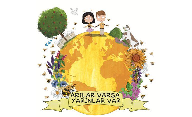 """""""Arılar Varsa Yarınlar Var"""" Projesinin 2019 Yılı Eğitimleri Tamamlandı"""