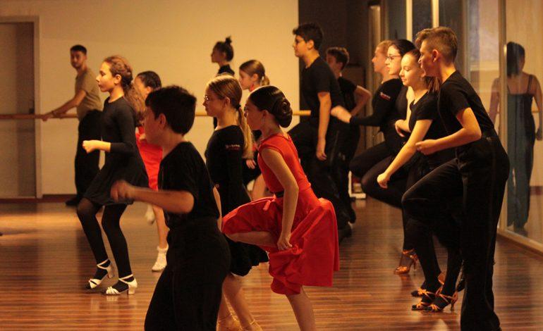 Capacity'de Dans Zamanı!