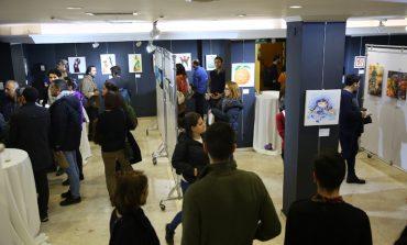 İllüstratörler Platformu Birinci Karma Sergisi Sanatseverlere Kapılarını Açtı